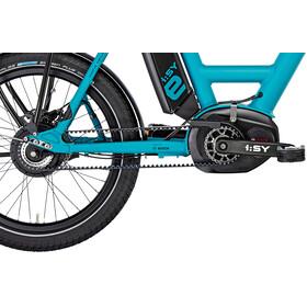"i:SY DrivE XXL N3.8 ZR E-citybike 20"" blå"